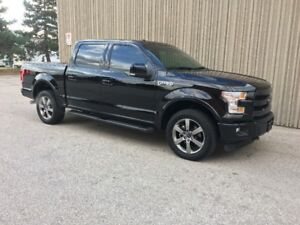 Ford F-150 Lariat Sport package