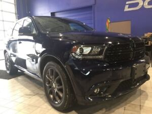 2017 Dodge Durango R/T  RT 4X4 W\Tech,DVD