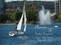 sailing excursion charters Barrie Lake Simcoe