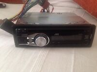 Jvc in car cd MP3 player