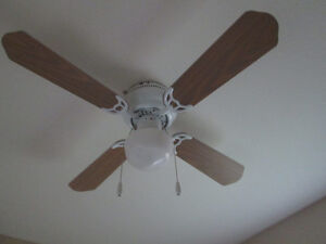 "~Hampton Bay 42"" Ceiling Fan~"
