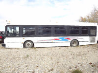 Transit bus for sale!