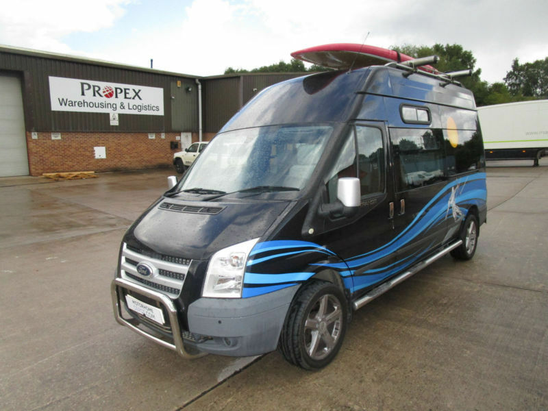2011 Ford Transit Surfer Campervan 2 Berth with Shower For Sale Ref 11229
