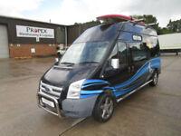 2011 Ford Transit Surfer Campervan 2 Berth with Shower For Sale Ref 11229