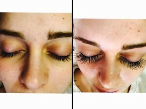 Waxing threading facials eyelashes extensions  10 year of exp Cambridge Kitchener Area image 1