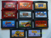 GBA GAMES FOR GAMEBOY ADVANCED