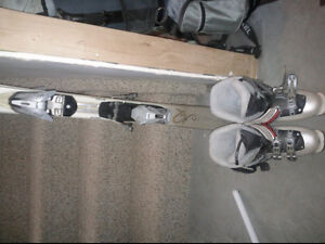 K2 skiis, boots, poles for sale