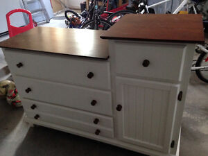 Table a langer - changing table dresser furniture West Island Greater Montréal image 1