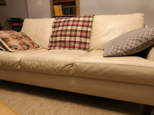 Italsofa leather couch