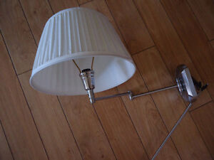 Wall Swing Lamp - No electrician required