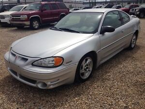 2003 Pontiac Grand am GT GUARANTEED FINANCING!!