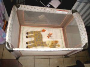 Used Baby Trend Playpen, good condition