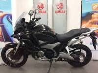 HONDA VFR1200 CROSSRUNNER AUTO MODEL DELIVERY ARRANGED HPI CLEAR