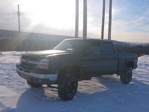 2003 silverado 1500hd loaded