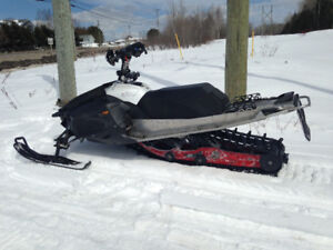 2008 Yamaha Apex MTX 998cc 4 stroke with reverse, with only 5392
