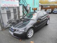 BMW 3 SERIES 318TI SPORT 3DR...HATCHBACK, 2004 (54 REG)...