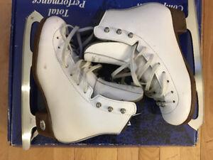 Riedell Diamond Figure Skates