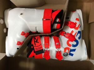 Bottes ski Rossignol/Lange world cup