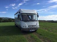 Hymer s820 6 ton