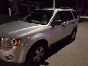 2011 ford escape ETESTED AND CERTIFIED