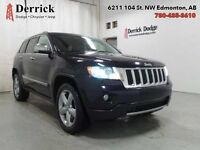 2011 Jeep Grand Cherokee   4dr. 4WD SUV Limited Htd Frt and Rear