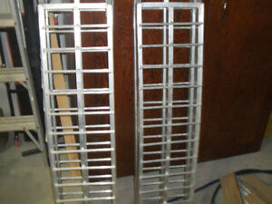 TWO RAMPS - 7 FT EACH FOR SALE