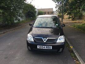 Vauxhall Meriva Design 1.6 Petrol