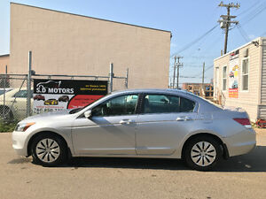 2008 HONDA ACCORD LX WITH ONLY 122000 KMS GREAT AND RELIABLE CAR