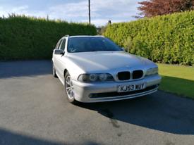 BMW 525d SE e39 Touring 2.5 Diesel