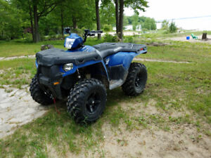 2014 polaris sportsman 800 low kms