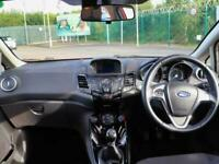2017 Ford Fiesta Ford Fiesta 1.25 Zetec Nav 5dr Hatchback Petrol Manual