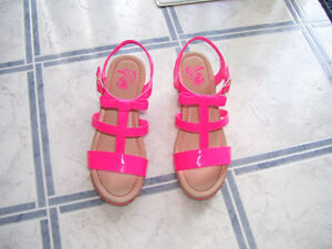 Girls' Adorable Wedge Sandals