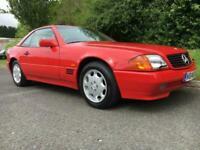 1993 300 MERCEDES-BENZ 300 SL Auto Convertible Petrol Automatic