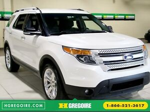 2013 Ford Explorer XLT V6 AWD NAV CAMERA RECUL