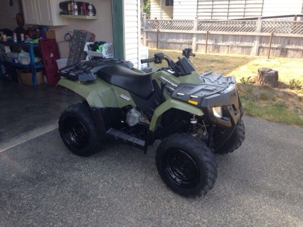 Used 2007 Polaris hawkeye