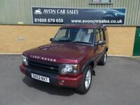 Land Rover Discovery Td5 XS 7 Seat