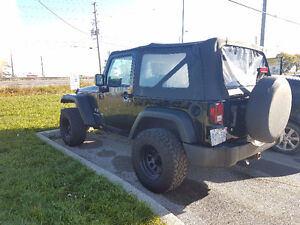 2009 Jeep Wrangler X Clean with All Terrain Tires & Rims
