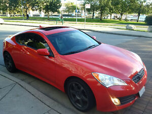 2011 Hyundai Genesis Coupe 2.0T Premium with19,145KM!