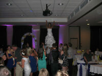Professional DJ for Your Wedding with Brooks DJ Entertainment