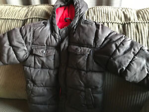Boys 4t winter jacket