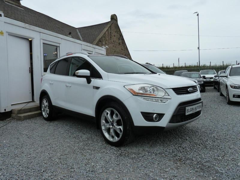 2012 62 ford kuga titanium x 4x4 2 0 tdci 163 bhp in elgin moray gumtree. Black Bedroom Furniture Sets. Home Design Ideas