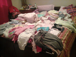 Baby clothes 3-12