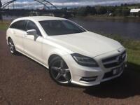 2013 63 MERCEDES-BENZ CLS CLASS 2.1 CLS250 CDI BLUEEFFICIENCY AMG SPORT 5D AUTO