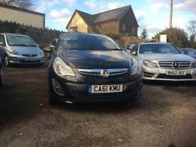 VAUXHALL CORSA 1.3CDTi 16v ( 75ps ) LIMITED EDITION ( a/c ) ECOFLEX 2. ONE OWNER