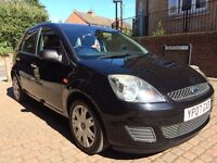 Ford Fiesta 29K MILES !!!!!! AUTOMATIC 1.6I 16V STYLE CLIMATE (black) 2007