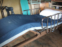 Hospital bed in good condition $350