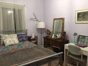 ROOM - SUMMER SUBLET - JULY/AUG - MONTREAL $400 all incl