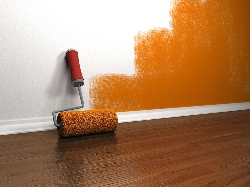 Rustic Orange Paint how to make burnt orange paint | ebay