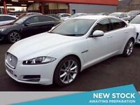 2014 JAGUAR XF 2.2d [200] Luxury 4dr Auto