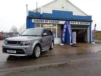 2012 Land Rover Range Rover Sport 3.0 SDV6 HSE,Lux Pk,BLACK EDITION,67,000 MILES